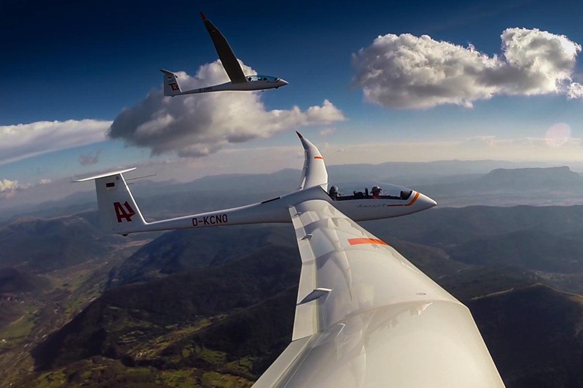 Hoe Zweefvliegtuigen Vliegen En Hoe Ze Verschillen Van